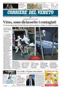 Corriere del Veneto Padova e Rovigo – 23 febbraio 2020