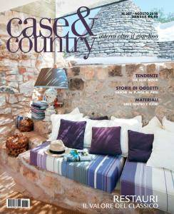 Case & Country - Agosto 2016