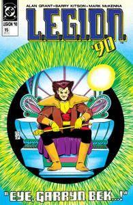 L E G I O N 015 1990 digital