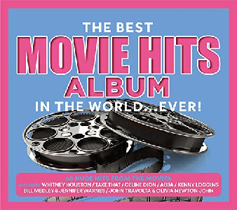VA - The Best Movie Hits Album In The World… Ever! (2019)