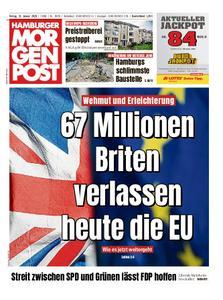 Hamburger Morgenpost – 31. Januar 2020