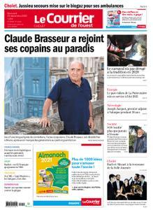 Le Courrier de l'Ouest Cholet – 23 décembre 2020