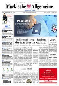 Märkische Allgemeine Prignitz Kurier - 15. September 2017