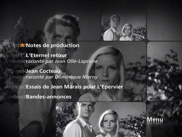 The Eternal Return / L'Eternel Retour (1943)