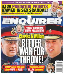 National Enquirer – February 10, 2020