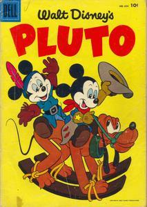 Pluto Comics - Four Books
