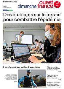 Ouest-France Édition France – 12 avril 2020