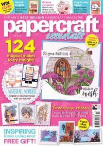 Papercraft Essentials - Issue 143 2017