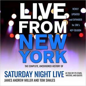 Live from New York [Audiobook]