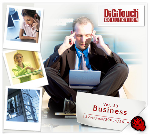 DigiTouch Vol. 33 - Business