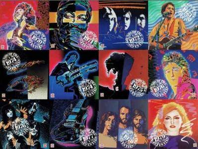 V.A. - Time Life: Sounds Of The Seventies Collection (19CDs, 1989-1997 )