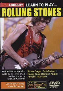 Learn To Play The Rolling Stones [repost]