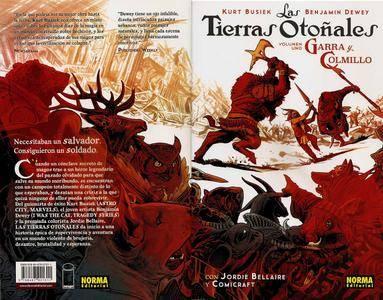 Las Tierras Otoñales (The Autumnlands) - Tomo 1