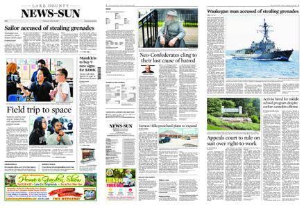 Lake County News-Sun – April 26, 2018