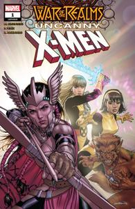War of the Realms-Uncanny X-Men 01 of 03 2019 Digital Zone