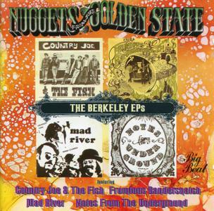 VA - Nuggets From The Golden State: The Berkeley EP's 1966-1968 (1995)