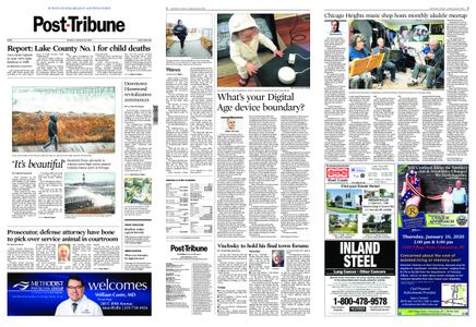 Post-Tribune – January 12, 2020