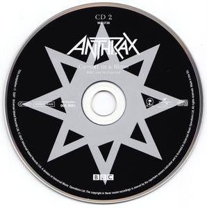 Anthrax - Caught In A Mosh: BBC Live In Concert (2007)