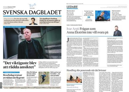 Svenska Dagbladet – 13 januari 2020