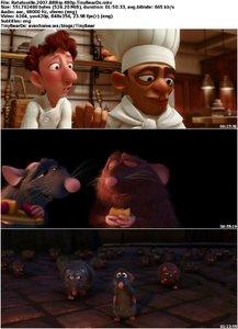 Ratatouille (2007) [Reuploaded]