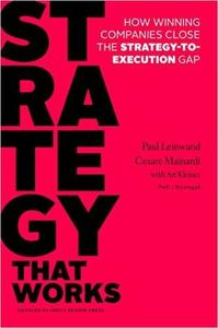 Strategy That Works: How Winning Companies Close the Strategy-to-Execution Gap (Repost)