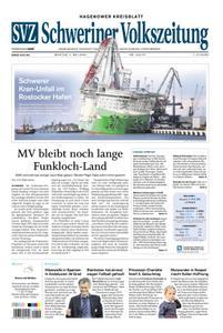 Schweriner Volkszeitung Hagenower Kreisblatt - 04. Mai 2020