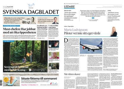 Svenska Dagbladet – 26 april 2019
