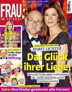 Frau im Spiegel – 23. Dezember 2019