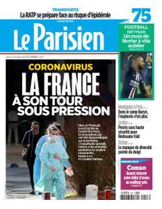 Le Parisien du Jeudi 27 Février 2020