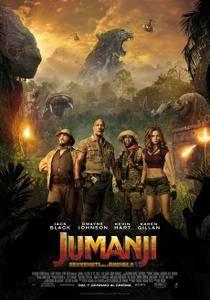 Jumanji: Benvenuti nella giungla / Jumanji: Welcome to the Jungle (2017)