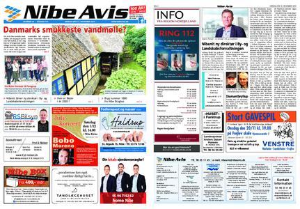 Nibe Avis – 12. november 2019