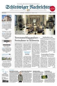 Schleswiger Nachrichten - 01. November 2017