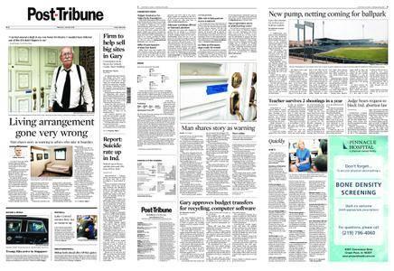 Post-Tribune – June 11, 2018