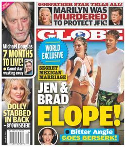 Globe - March 25, 2019