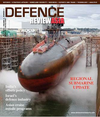 Defence Review Asia Magazine May 2010