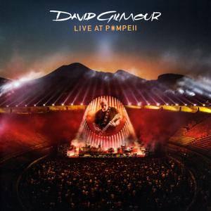 David Gilmour - Live at Pompeii (2017) [Vinyl Rip 16/44 & mp3-320 + 2 x Blu-ray]
