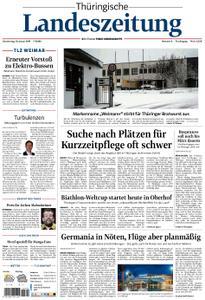 Thüringische Landeszeitung – 10. Januar 2019