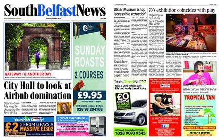 South Belfast News – July 31, 2019