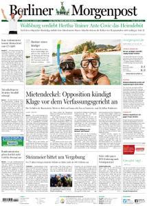 Berliner Morgenpost – 26. August 2019