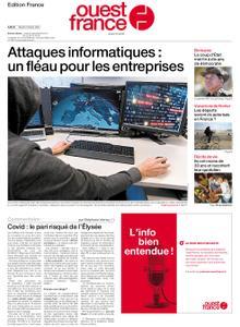 Ouest-France Édition France – 02 février 2021