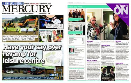 Hertfordshire Mercury – August 20, 2020