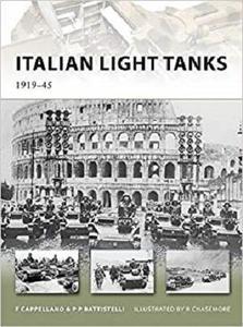 Italian Light Tanks: 1919-45 (New Vanguard) [Repost]