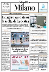 la Repubblica Milano - 27 Maggio 2020
