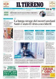 Il Tirreno Livorno - 28 Novembre 2020