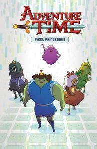 Adventure Time - Pixel Princesses 2013 digital