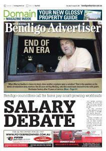 Bendigo Advertiser - February 3, 2018
