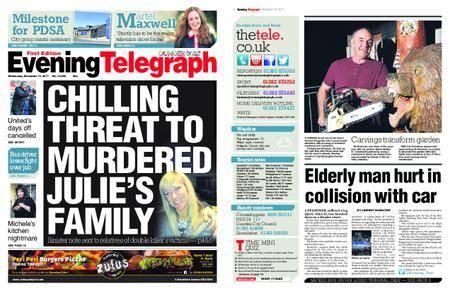 Evening Telegraph First Edition – November 15, 2017