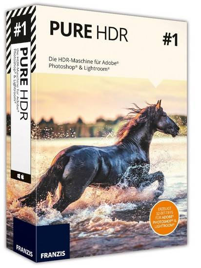 Franzis PURE HDR projects 1.15.02593 (x64) Multilingual Portable