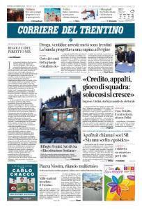 Corriere del Trentino - 25 Febbraio 2018