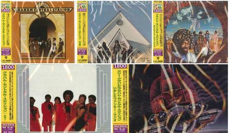 Graham Central Station - Five Albums Collection (1974-1978) [2008, Japanese Remastered Reissues]